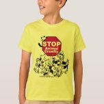 Stop Animal Cruelty Tees