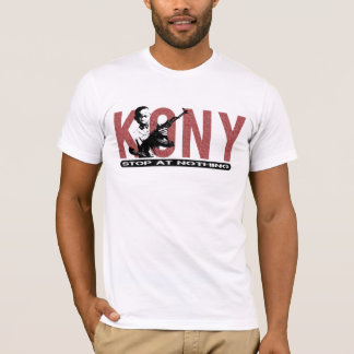 Stop at Nothing! Kony Child Army T-Shirt