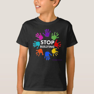 Stop Bullying Childens T Shirt