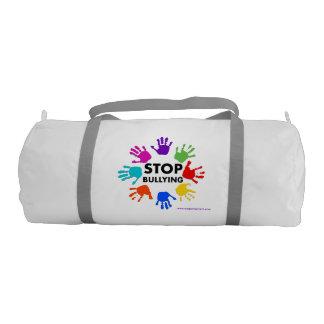 Stop Bullying Duffle Bag Gym Duffel Bag