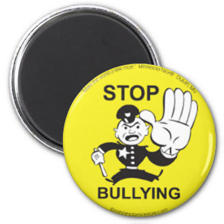 Stop Bullying Gifts 6 Cm Round Magnet