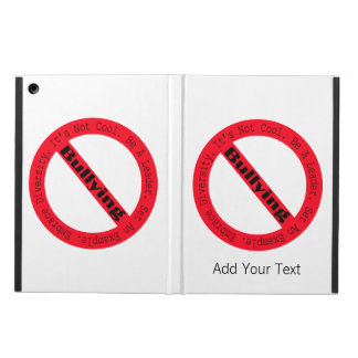 Stop Bullying-Logo by Shirley Taylor Case For iPad Air