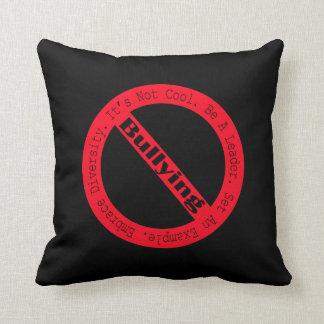 Stop Bullying-Logo by Shirley Taylor Cushion