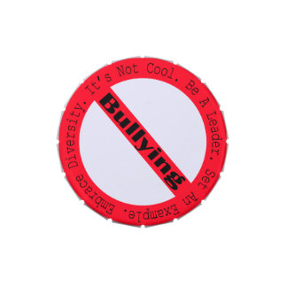 Stop Bullying-Logo by Shirley Taylor Jelly Belly Candy Tins
