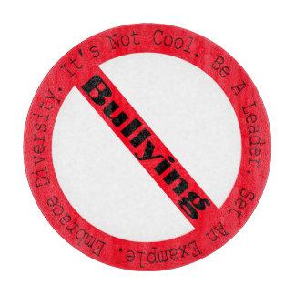Stop Bullying-Logo Cutting Board
