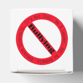 Stop Bullying-Logo Party Favor Box