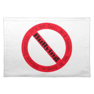 Stop Bullying-Logo Place Mats