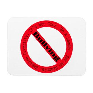 Stop Bullying-Logo Vinyl Magnets