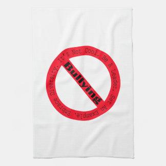 Stop Bullying-Logo Towels