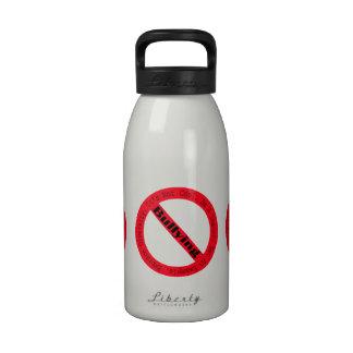 Stop Bullying-Logo Reusable Water Bottle