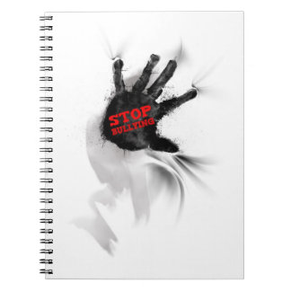 Stop bullying spiral note books