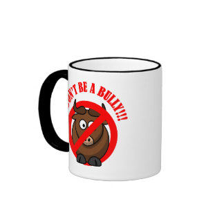 Stop Bullying Now: Don't Bully Bullying Prevention Mugs