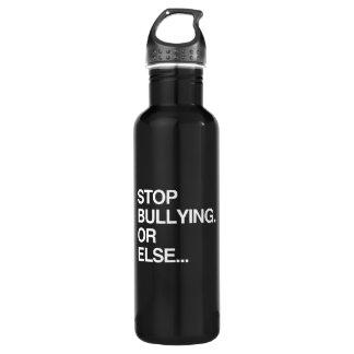 STOP BULLYING OR ELSE 710 ML WATER BOTTLE