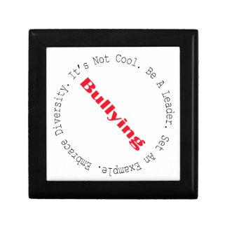 Stop Bullying-Outline Gift Box