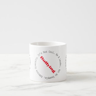 Stop Bullying-Outline Espresso Cup
