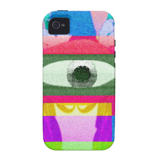 Stop!!! Vibe iPhone 4 Case