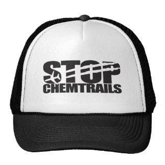 Stop Chemtrails Cap
