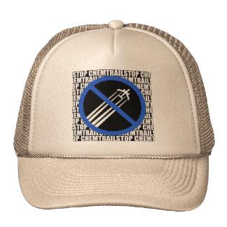 Stop Chemtrails! Trucker Hats
