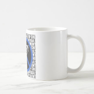 Stop Chemtrails! Mug