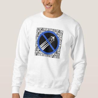 Stop Chemtrails! Sweatshirt