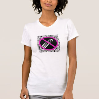 STOP CHEMTRAILS TEE SHIRT