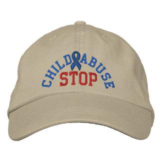 STOP CHILD ABUSE Cap by SRF Baseball Cap