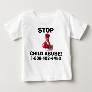 STOP CHILD ABUSE! TEES