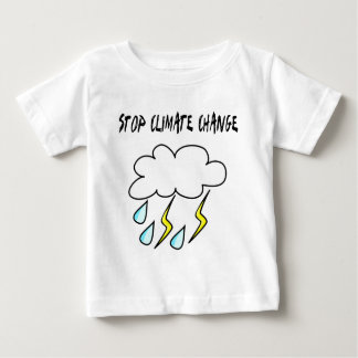 Stop climate Change! Ecology products! Tee Shirt