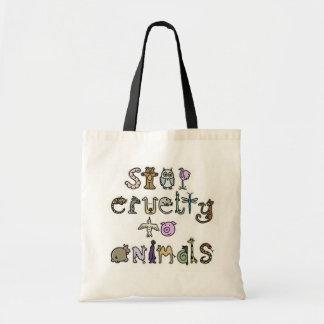 Stop Cruelty Bag