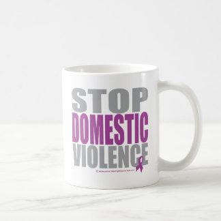 Stop Domestic Violence Mugs