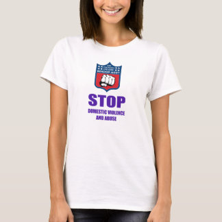 Stop Domestic Violence Shirts