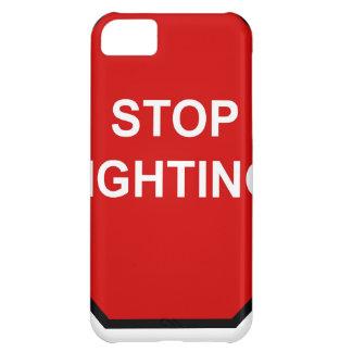 Stop Fighting iPhone 5C Case
