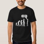Stop Following Me - Evolutionist Tee