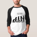 Stop following me, I'm a Creationist! Shirts