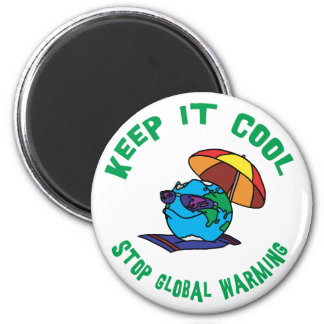 Stop Global Warming Magnets