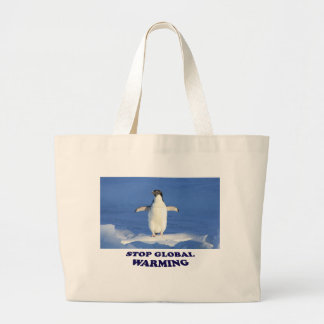 Stop Global Warming multiply siroki.png Large Tote Bag