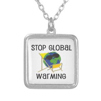 Stop Global Warming Jewelry