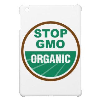 Stop GMO Organic Case For The iPad Mini