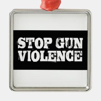 Stop Gun Violence Ornament