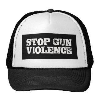 Stop Gun Violence Mesh Hats