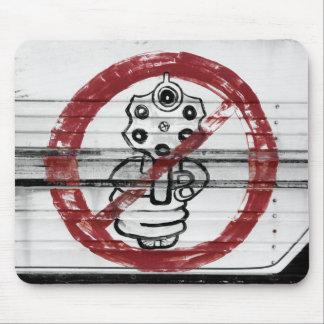 Stop Gun Violence! Mouse Pad