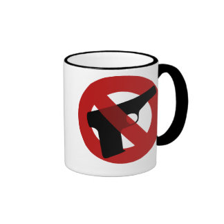Stop Gun Violence Coffee Mugs