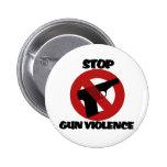 Stop Gun Violence Pin