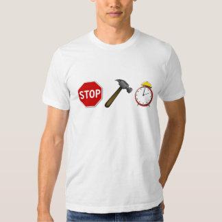 STOP Hammertime Shirts