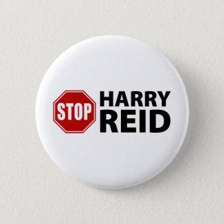 Stop Harry Reid 6 Cm Round Badge