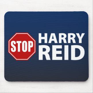 Stop Harry Reid Mouse Pad