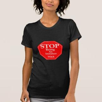 Stop Immaturity  #2 T Shirt