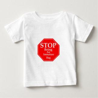 Stop Immaturity  #3 Tee Shirts
