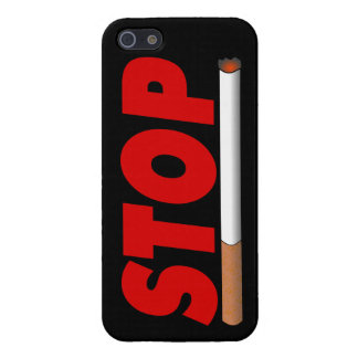 'STOP' iPhone 5/5S CASE