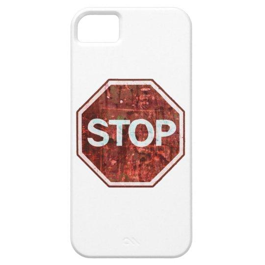 Stop iPhone 5 Case